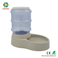 small plastic Pet water dispenser for home dog bird cat differnt animalmini hotopet bird automatic water feeders water dispenser
