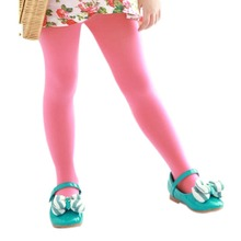 New Baby Girls Kids Velvet Leggings Trousers Candy Color Underpants 12 Colors Pantyhose 5-12T Freeshipping