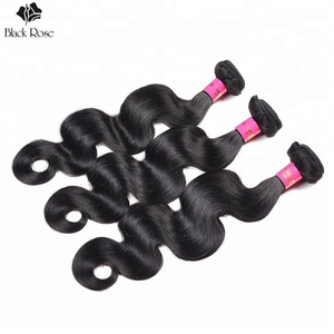 10A brazilian body wave hair, body wave virgin brazilian hair extension, body wave new style crochet braids with human hair