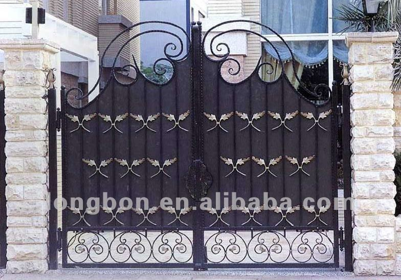 Top Selling New Modern House Iron Gate Design Buy House Iron Gate