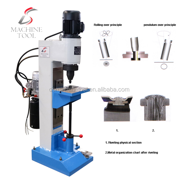 high quality hydraulic riveting machine buy riveting machine hydraulic riveting machine high. Black Bedroom Furniture Sets. Home Design Ideas