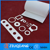 Aluminum silicate fiber paper and blanket washer for sealing