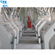 100 ton per day large grain mill factory equipment low cost fully automatic wheat flour mill making machine