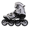 New Style Professional roller derby freestyle 4 wheels carbon inline speed skates