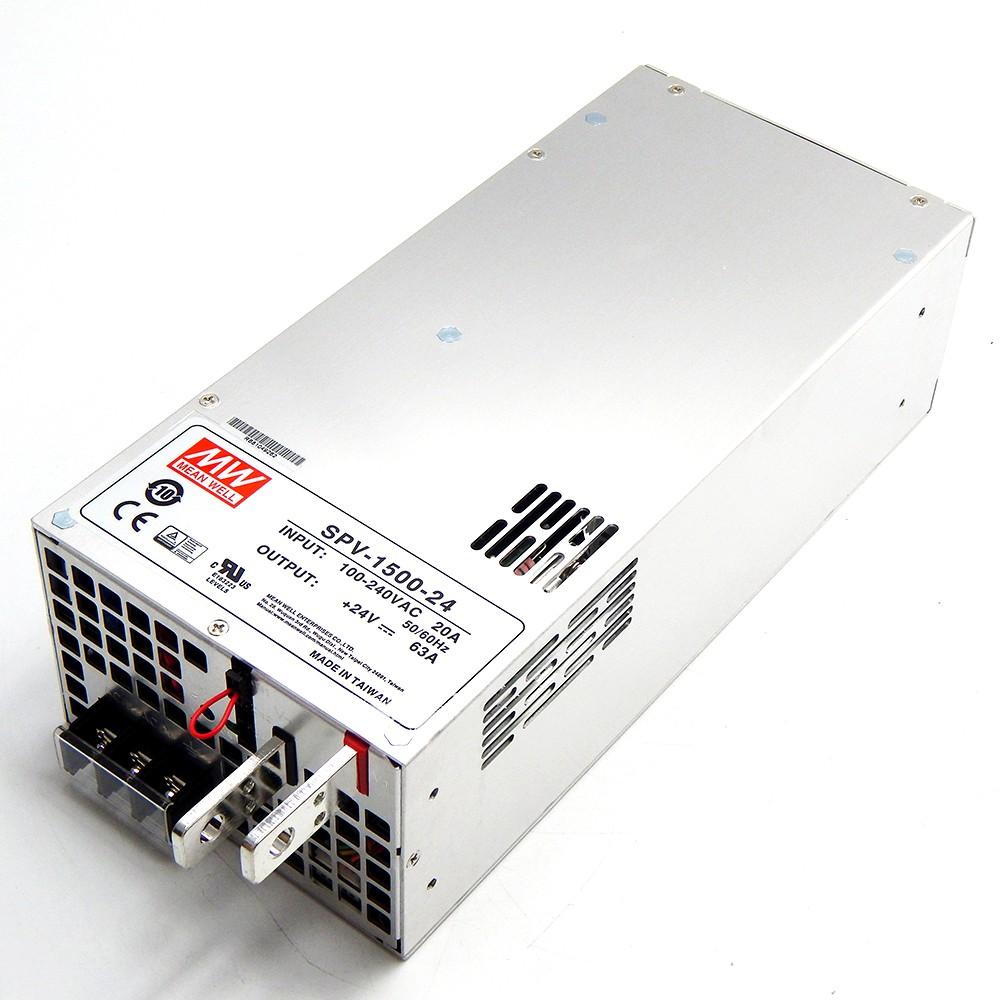 Meanwell Spv 1500 24 1500w Power Supply 12v Dc Battery Backup Buy Supply1500w Supplyspv Circuit
