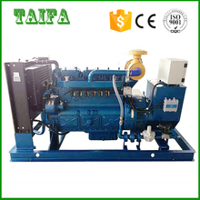 Environmental friendly 100kw biogas generator set for sale