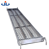Durable Q195~Q235 Steel Catwalk For Ringlock Scaffolding System