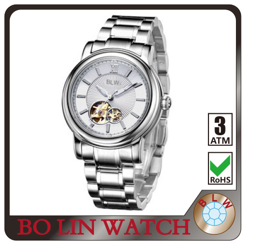Hot selling Stainless Steel Bracelet Automatic Diving Rolexable watch for diver