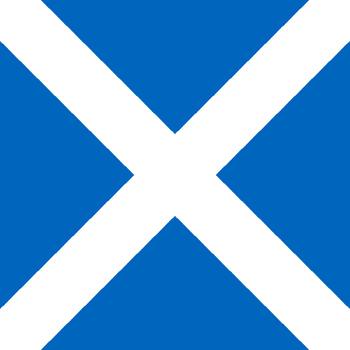 Paises con azul en su bandera