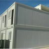 prefab light steel and sandwich panel container houses