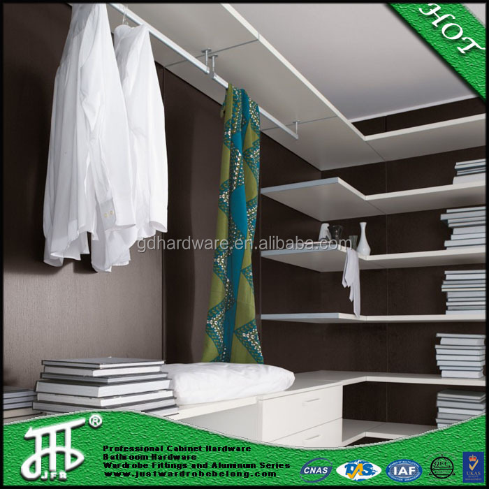 Five star Top quality and cheap shelf wardrobes bedroom