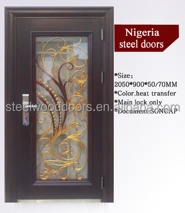 High Quality Safety Wrought Iron Entry Door Buy Wrought