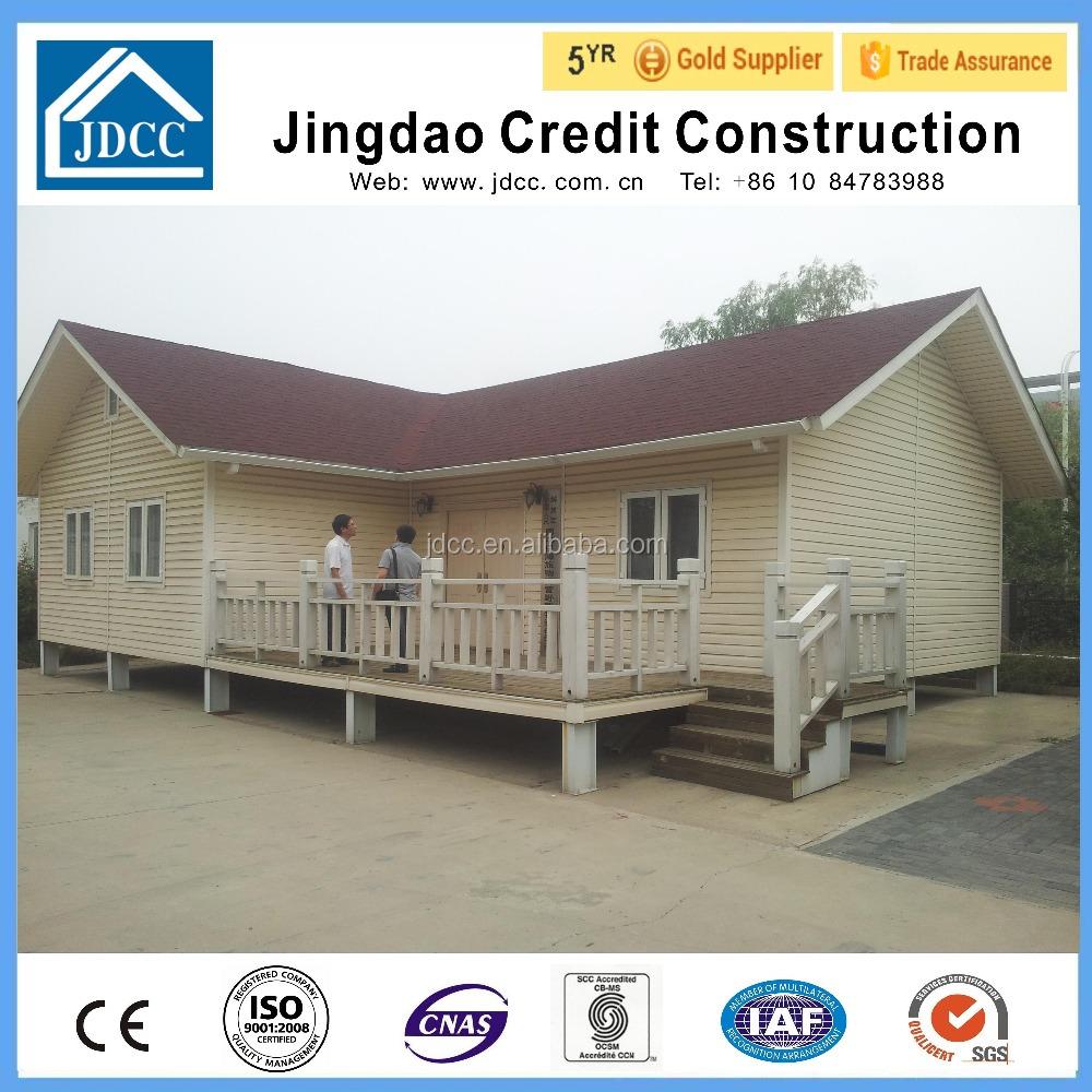 Casas de madera prefabricadas de bajo coste casas - Casas prefabricadas low cost ...