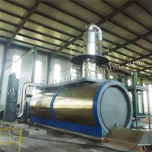 crude oil distillation plant with CE SGS BV