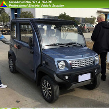 NEW 4KW Electric Car Electric Vehicle 4 seats EEC approved Electric Adult Cars