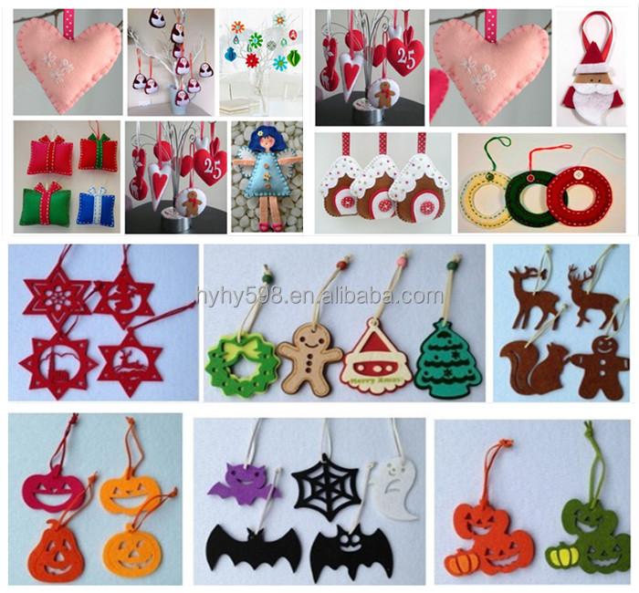 14081810 Cheap Christmas Crafts/craft Felt/diy Kids Felt Toys ...