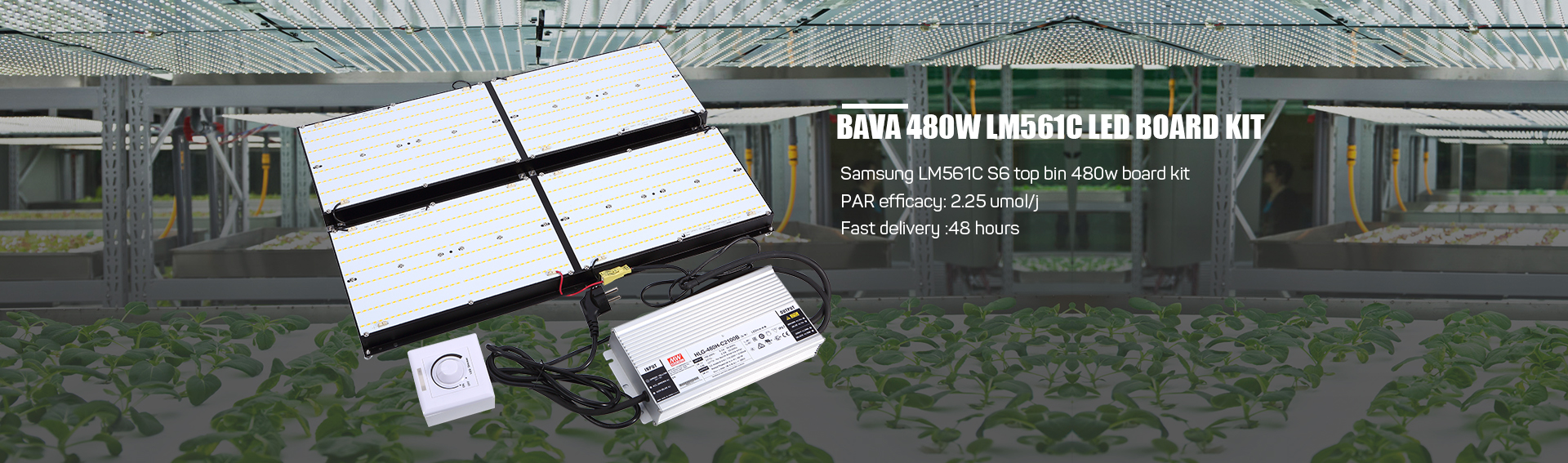 480w Hlg 550 Quantum Board 4x288 Led 3000k 4000k Samsung Lm561c Led Grow  Light Hydroponic - Buy Led Grow Light Hydroponic,Led Quantum Board,Quantum