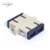 SC PC/APC SM/MM SX/DX fiber optic adapter