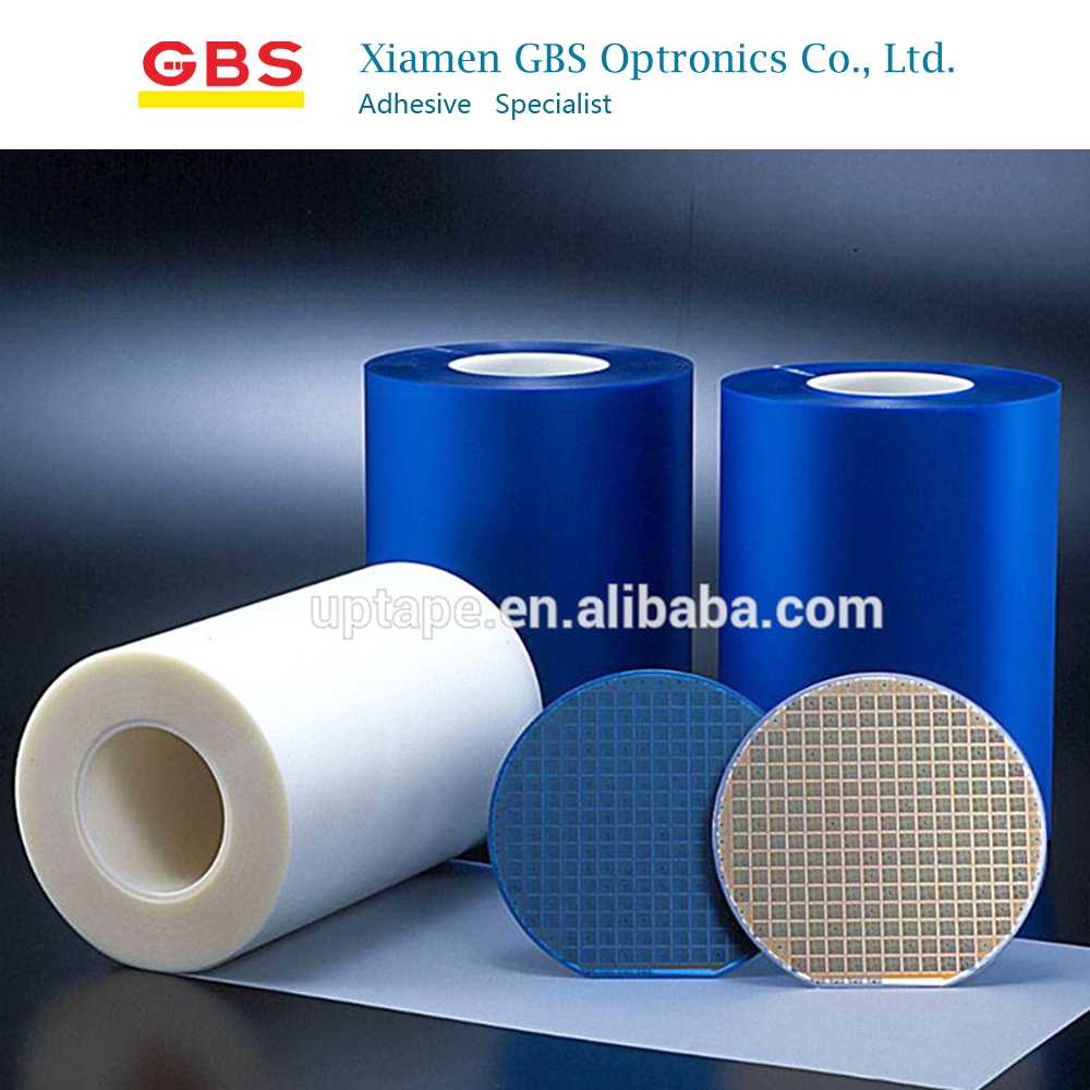 Excellent Polyolefin/po Uv Dicing Tape For Wafer - Buy Uv Dicing Tape,Wafer  Dicing Product on Alibaba com