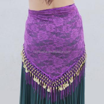 Wholesale Egyptian Belly Dance Costumespurple Belly Dancing Fringe