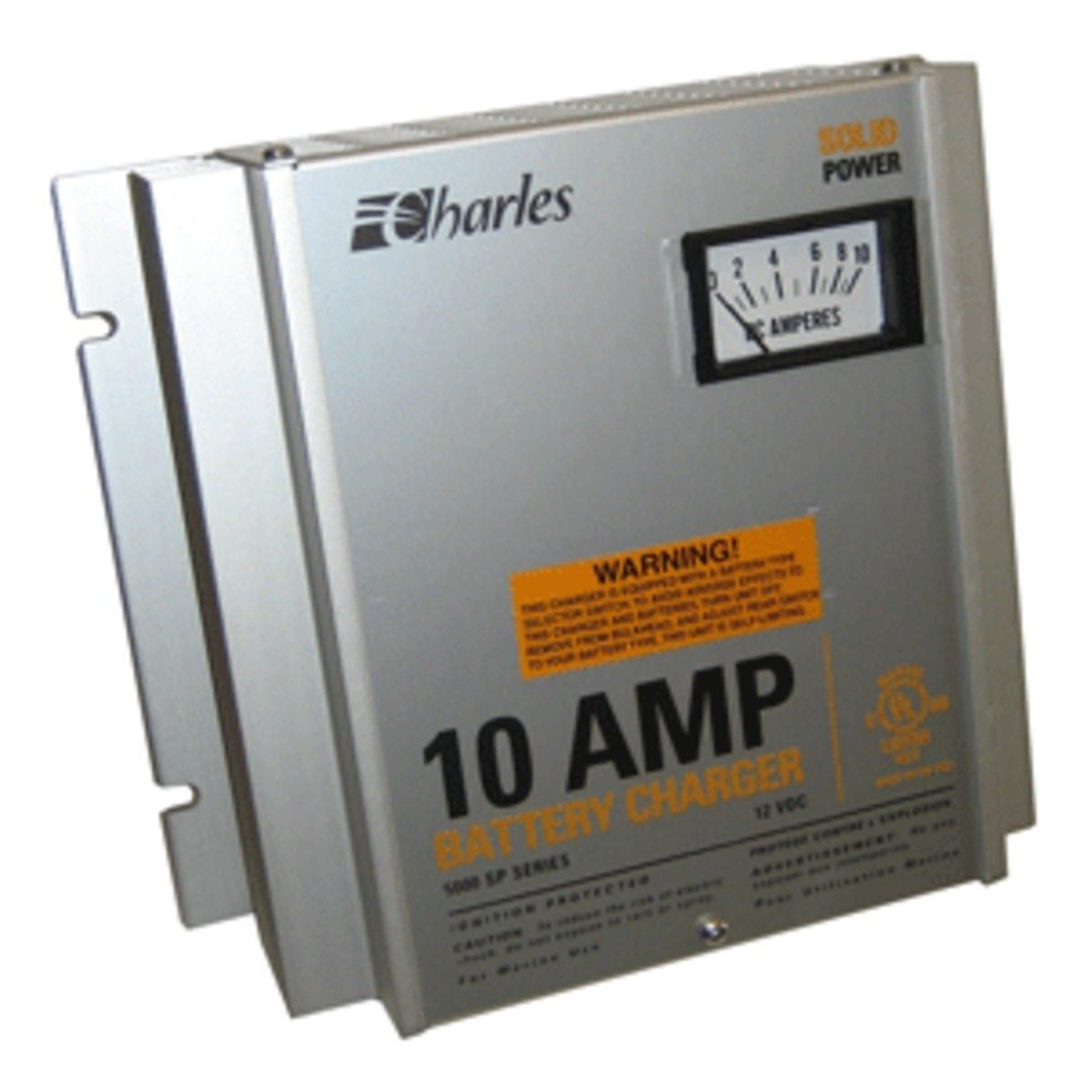 Charles 93-12105SP-A 5000 Series C-Charger - 10A/12v