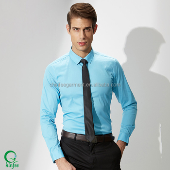 Mss012 Latest Cotton Blank Formal Shirts Designs For Men Fancy