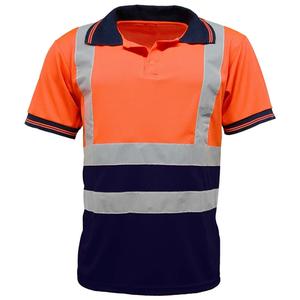 Wholesale customized design industrial uniforms workwear longline t shirt for men