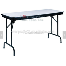 American Style School Library Furniture Foldable study Table from Guangzhou Factory
