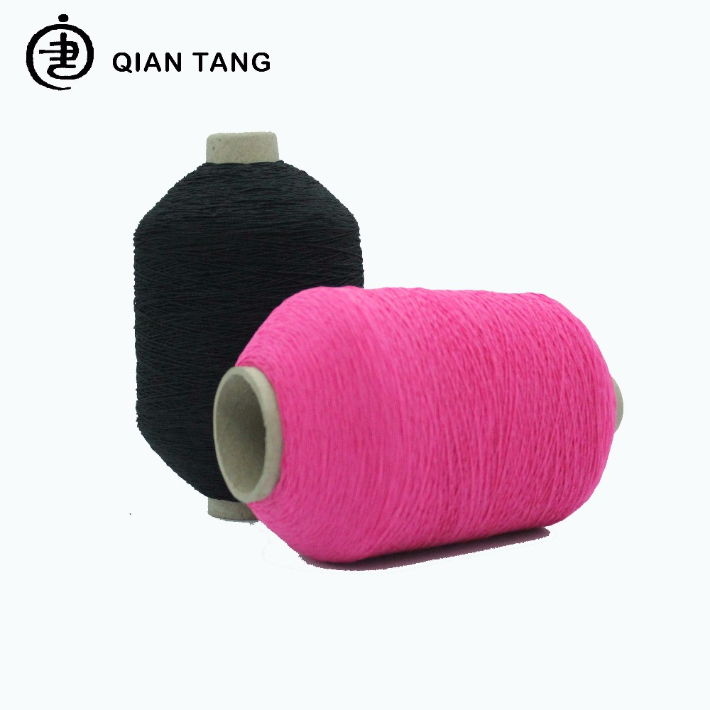 Wholesale Customized Good Quality neoprene rubber yarn for socks
