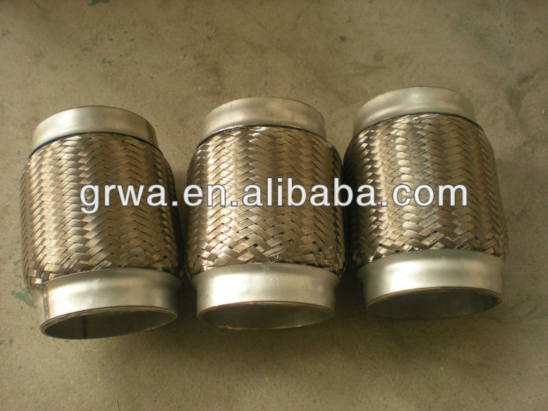 Braided Flexible Stainless Steel Pipe