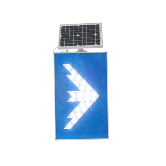 Customized All kind of Electronic Direction Solar Traffic Sign board