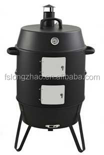 Charcoal/ Wood Burning Outdoor Pizza Oven and Smoker