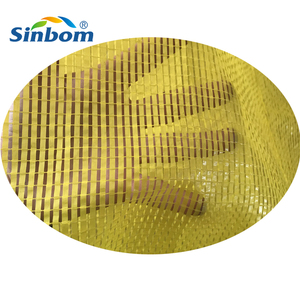 Wholesale China factory pp leno mesh bag fabric
