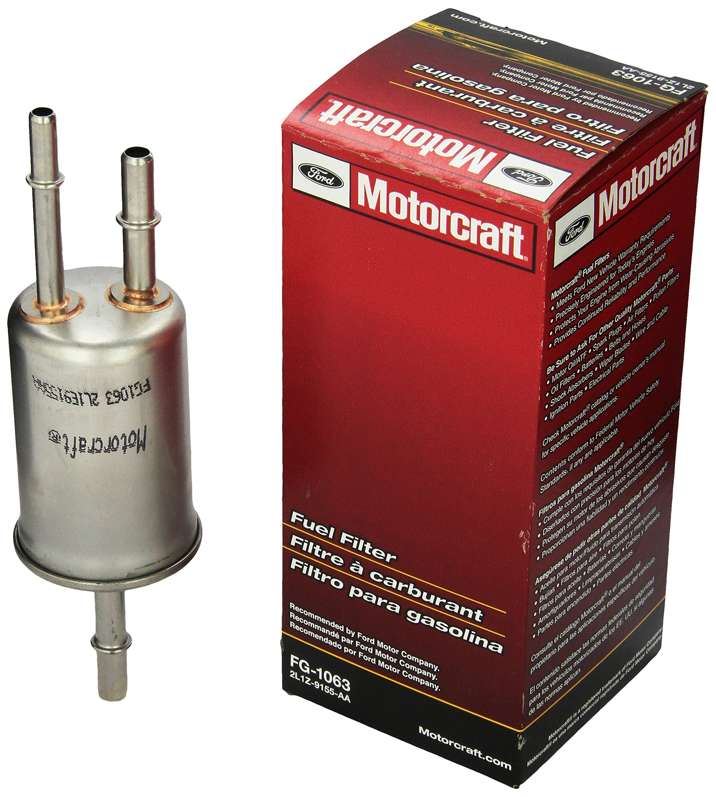 Get Quotations · Motorcraft FG1063 Fuel Filter