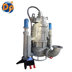 China Gold Mining River Sand Dredging Machine Water Pump For Sale