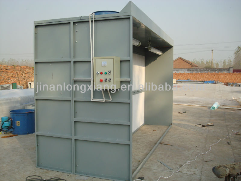 Ly 9130 Dry Spray Booth Hot Sale Stand Alone Spray Booth
