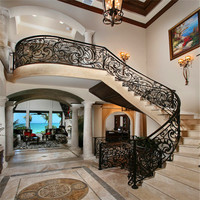 Indoor used wrought iron railings for sale