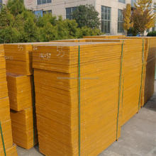 durable bamboo pallets for concrete brick making high density