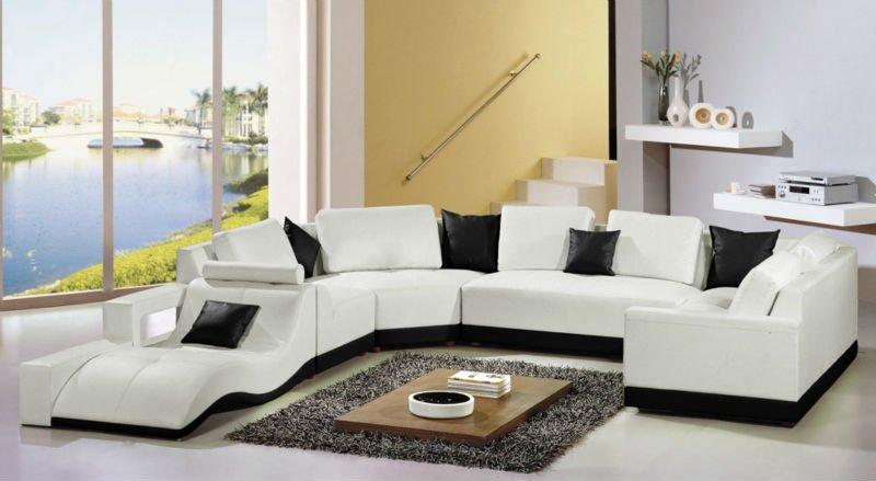 Muebles de sala sof s para la sala de estar identificaci n for Sillones modernos para sala