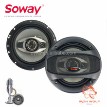 soway TS-1673R 6.5inch lound music player electric speaker