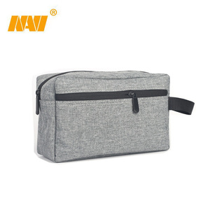 high quality travel cosmetic bag waterproof Oxford nylon toiletry bag