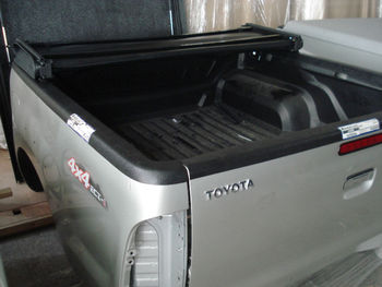 Nissan Frontier 5u0027 Short Box W/o Utility Track 05 13 Truck Bed