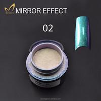 Acrylic Nail Supplies,Chrome Mirror Powder Pigment Gel Polish Kit