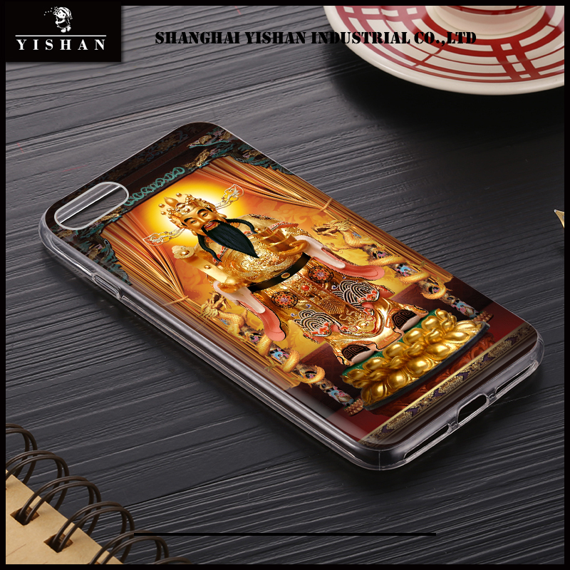 Customized phone case with free design service for world market