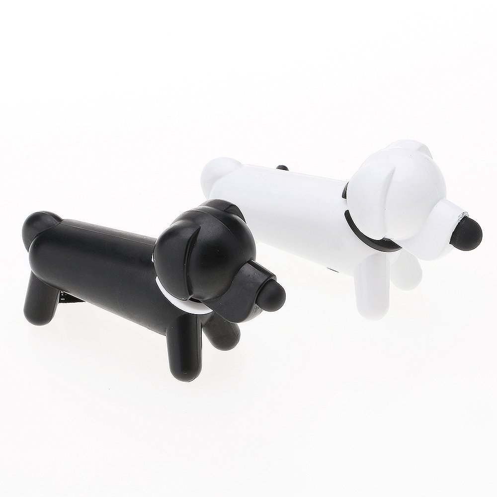 HuntGold 1X Funny Dog Capacitive Touch Screen Pen Stylus For ipad iPhone Samsung Sony HTC LG Black