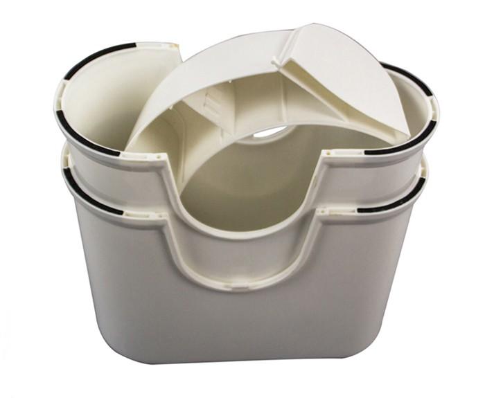Famiglia sgabello wc aiuti per le emorroidi costipazione naturale