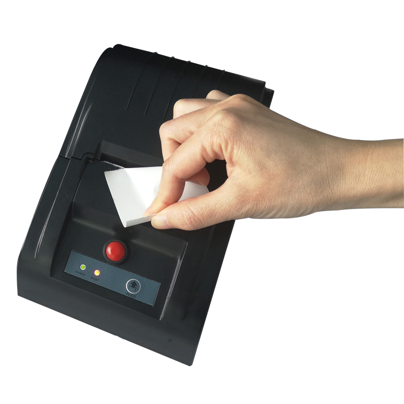Queue Call Management System 3-digit number Large display receiver with number thermal ticket printer