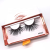 Thick Lashes in North America Fake Eyelashes 25mm Dropshipping Factory Supplier