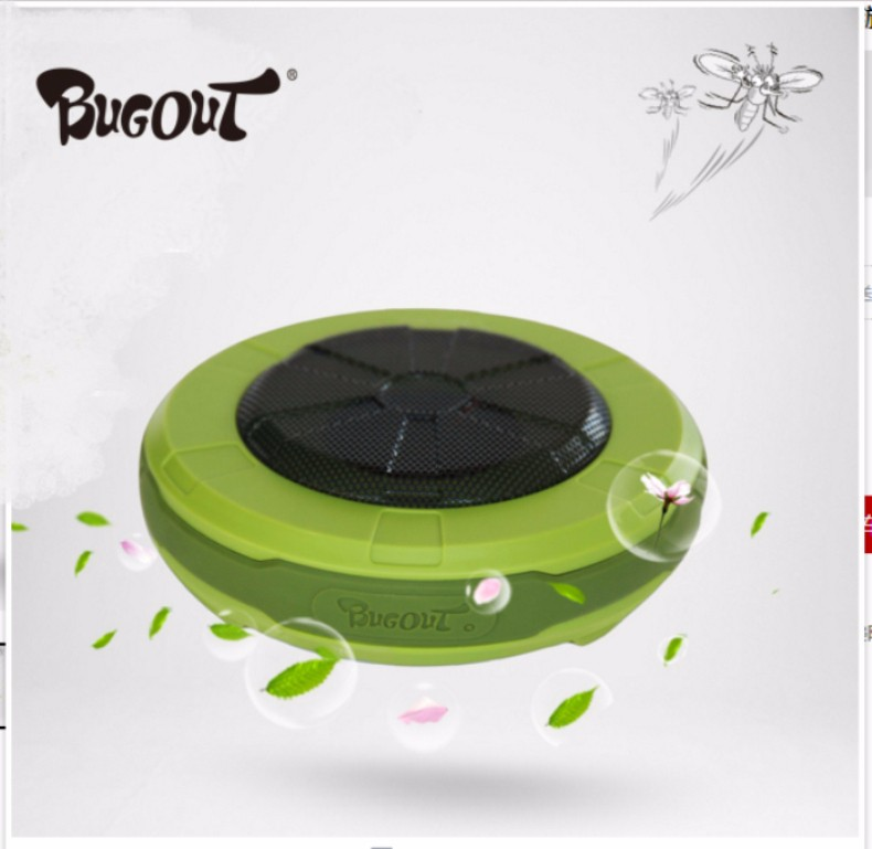 Outdoor Rechargable mosquito dispeller Natural Safe