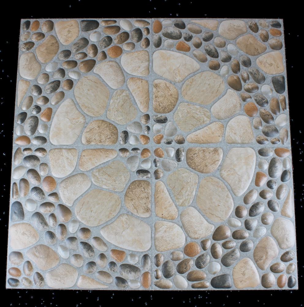 300x300mm foshan imitan piedras antideslizante suelo de for Suelos de ceramica para terrazas